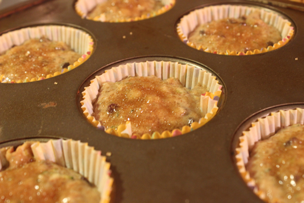 alien parasite muffins