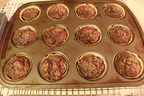 muffins, still unattractive
